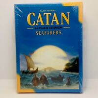 Catan Seafarers 5-6 Player Extension For Board Game Catan Fantasy Exploration