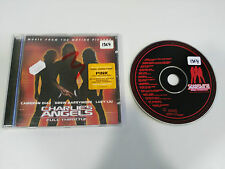 CHARLIE´S ANGELS FULL THROTTLE CD SONY SOUNDTRACK 2003 NICKELBACK DAVID BOWIE