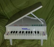 RARE Vintage Tiger Electronics Touch N Play Grand Piano