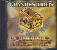 Los Tres Ases Trio San Juan Sonia Lopez Grandes Trios  New Nuevo Sealed