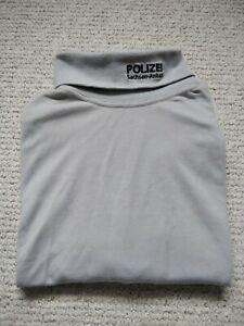 Uniformteil, Rollkragenpullover ,Polizei, XL