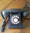 Black Dial Bakelite Phone Western Electric Co.USA F1W 1940