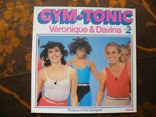 LP GYM-TONIC - Véronique & Davina / Carrere  67 935  France  (1982)