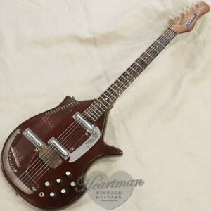 CORAL Vincent Bell Signature Design Electric Sitar Used Electric Guitar