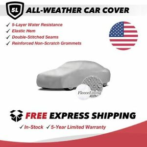 All-Weather Car Cover for 2017 Porsche 718 Boxster Convertible 2-Door