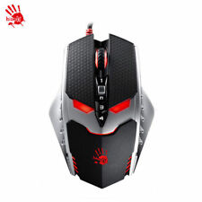 A4TECH TL80 Bloody PC Game 9 Bottons Laser Gaming USB Mouse Wired 8200 DPI Mice