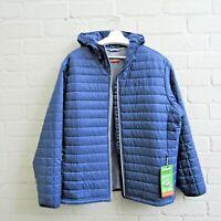 Icebreaker Puffer Jacket Hoodie, 2XL