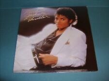 "MICHAEL JACKSON ""THRILLER"" LP QE 38112 ORIGINAL 1982 USA 1st PRESS LP SEALED"