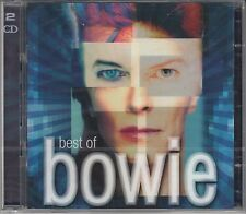 "DAVID BOWIE ""BEST OF"" 2 CD 39 Tracks NEUWARE"