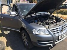 2006 Volkswagen Touareg 3.0 V6 Tdi LD77 Paint Code Wheel Nut Part Out Breaking