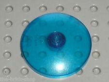 LEGO Espace space TrBlue Round Dish ref 3960 / set 6991 1787 6958 1789 ...