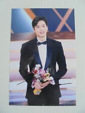 Lee Min Ho Korean Actor Signed 4x6 Photo Autograph hand signed USA Seller D2