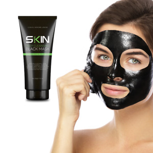 Blackhead Removal Charcoal Nose Face Mask Deep Cleansing Pore Treatment Pilaten