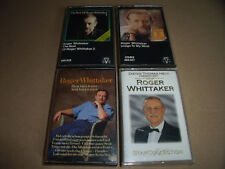 4 x Roger Whittaker - The Best Of 2 + Image To My Mind + Star Collection + Heut
