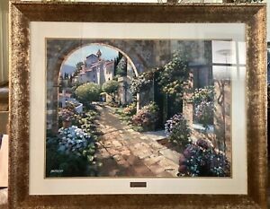 Howard Behrens limited edition print, signed and numbered