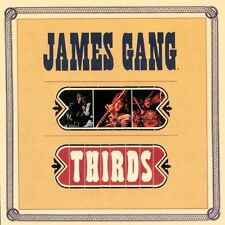 JAMES GANG CD - THIRDS [REMASTERED](2000) - NEW UNOPENED - ROCK