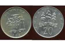JAMAIQUE 20 cents  1987