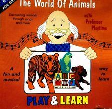 The World Of Animals  -  CD, VG