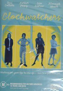 Clock watchers (DVD, 2004, R4) - NEW SEALED -