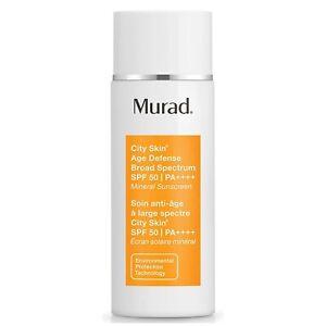 Murad City Skin Age Defense Broad Spectrum SPF 50 PA ++++ 50ml