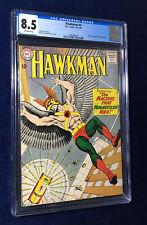 Hawkman #4 CGC 8.5 - Origin & 1st app. of Zantanna (1964)