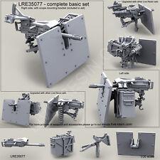 Live Resin 1:35 MK19-3 40mm Grenade Machine Gun on MK93 Machine Gun LRE35077*