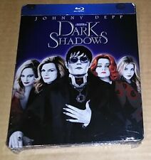 Dark Shadows (Blu-ray) UK Limited Edition Steelbook
