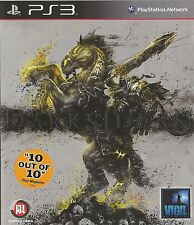 PLAYSTATION 3 DARKSIDERS PS3 GAME JAPAN RELEASE REGION FREE ENGLISH