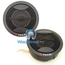 FOCAL TN-52 KP POWER SERIES HIGH END SOUND QUALITY AUDIOPHILE TITANIUM TWEETERS