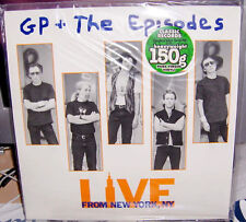 CLASSIC RECORDS LP RTH-5051-1: GRAHAM PARKER & The Episodes - 150gm 1996 USA SS