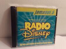 Radio Disney Jams Vol. 5 (CD, 2002, Walt Disney)
