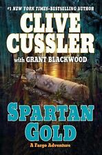 Spartan Gold 1 by Grant Blackwood and Clive Cussler (2009, Hardcover)
