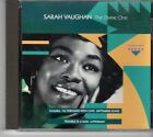 (EU497) Sarah Vaughan, The Divine One - 1993 CD