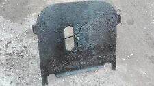 WW II Russian relic armour bullet proof shield