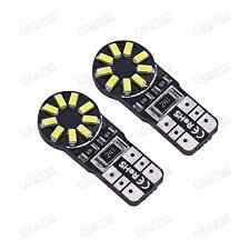 Mazda MX5 Mk1 89-98 Number Plate Lights - Bright White LED SMD Canbus Fast Post