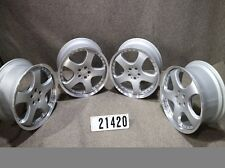 """4 Carlsson 2/5 Mercedes alloy wheels multi-part 8,5jx20"""" et35 9,5jx20 et45 #21420"""