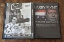 NM Larry Flynt: The Right to Be Left Alone (2008) DVD