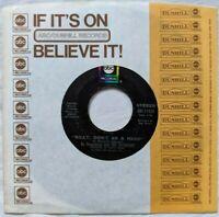 "Bo Donaldson & Heywoods BILLY DON'T BE A HERO 45 rpm 7"" ABC-11435 bubblegum pop"