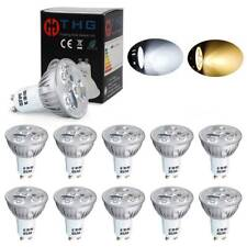 4/10x GU10 4W=35W LED Light Bulbs Spotlight Day/Warm White Lamp Energy Saving A+
