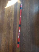 Red Harrow I-beam A/M Lacrosse Shaft Graphite