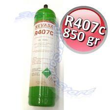 3S BOMBOLA RICARICABILE GAS REFRIGERANTE R407C 850 gr PESO NETTO CONDIZIONATORE