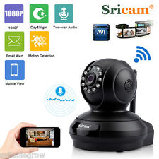HD 1080P 2.0MP P&T WLAN WIFI IP Cam Webcam Baby Pet Monitor Onvif Telecamera IT
