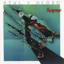 Azul Y Negro  – Suspense - CD - RAR - Spain Techno pop -  Italo disco