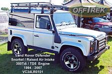 Defender land rover TD5/300Tdi 94-07 tuba-VC34LR0101