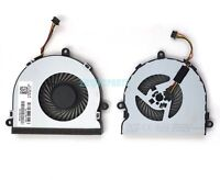 New HP Notebook 15-AC 15-AF 15-AY 15-BA 250 G4 255 G4 CPU Cooling Fan 813946-001