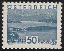 Österreich 1932 Nr. 541 50 Groschen kleine Landschaft postfrisch € 40,--