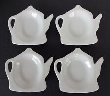 Ceramic Tea Bag Holders (4)