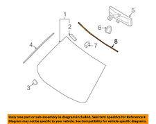 NISSAN OEM 08-13 Altima Reveal-WINDSHIELD-molding 72752JB100