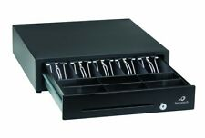 Bematech Logic Controls POS Cash Drawer, Black, RJ-12, 5-BILL, 6-COIN Aldelo NEW