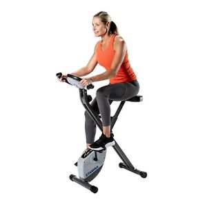 Stamina Cardio Folding With Heart Rate Sensors Exercise Bike for home !